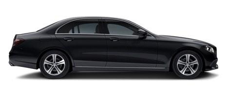 NCC Rent - Mercedes Class E