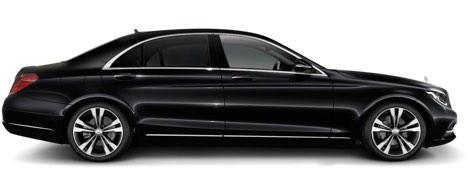 NCC Rent - Mercedes Class S